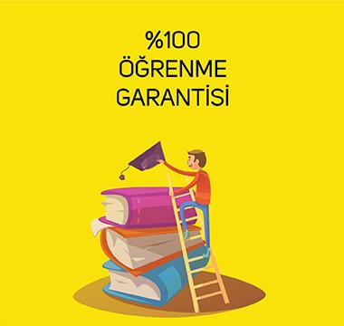 %100 Öğrenme Garantisi