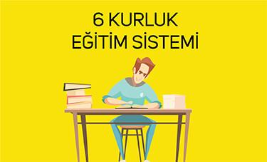 6 Kurluk Eğitim Sistemi