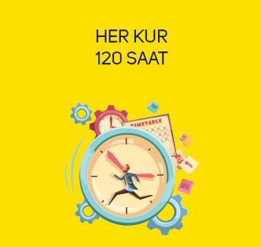 Her Kur 120 Saat